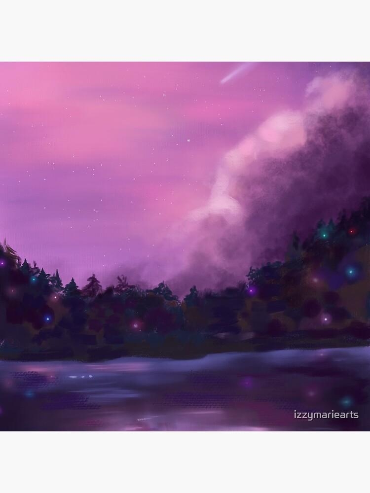 Fairy Lake  by izzymariearts