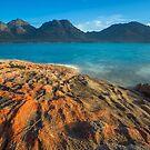 Serene at Richardsons Beach by John Conway