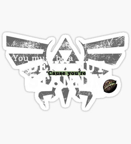 Stunnin' - For Darker Shirts Sticker