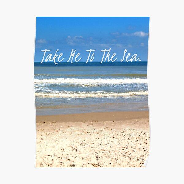 Take Me To The Sea Poster
