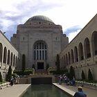 War Memorial, Canberra, Australia. by TJSphoto