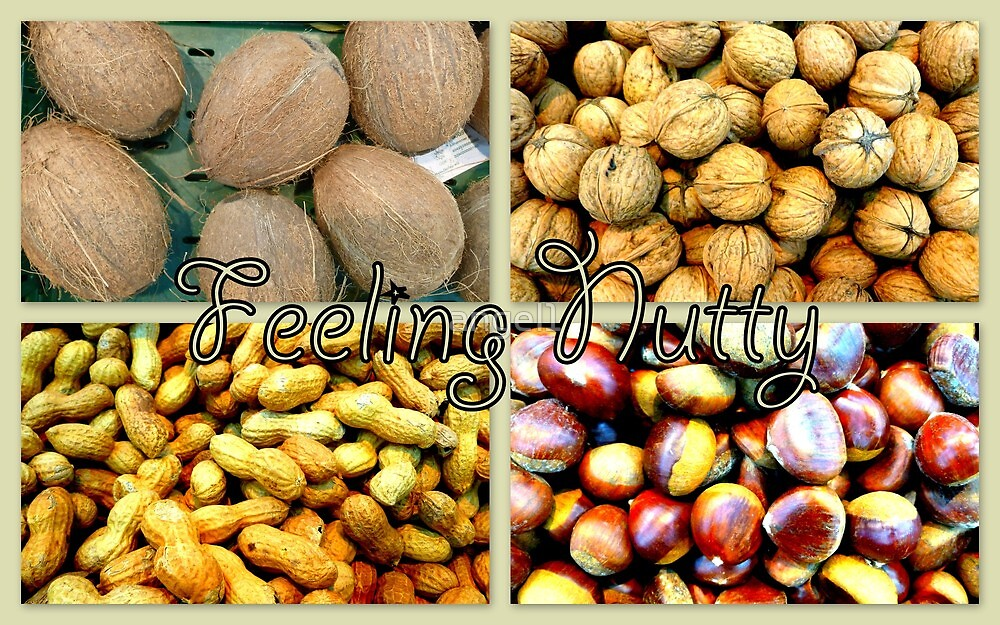 Feeling Nutty by ©The Creative  Minds