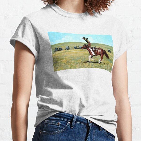 Babette Rides Again Classic T-Shirt