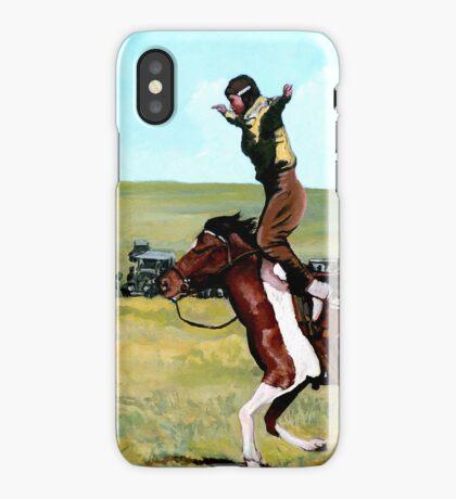 Babette Rides Again iPhone Case