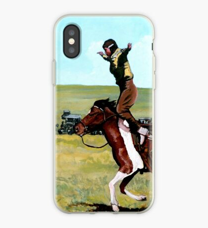 Babette Rides Again iPhone Case
