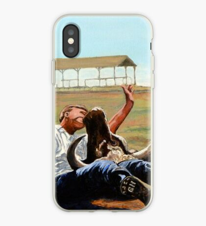 Bucky Get the Bull iPhone Case