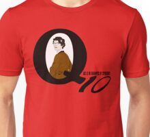Q: Age Is No Guarantee of Efficiency Unisex T-Shirt