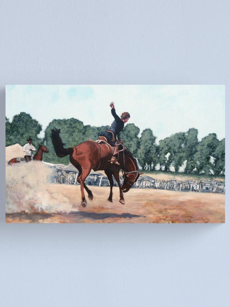 Alternate view of Hang on Hastings Canvas Print
