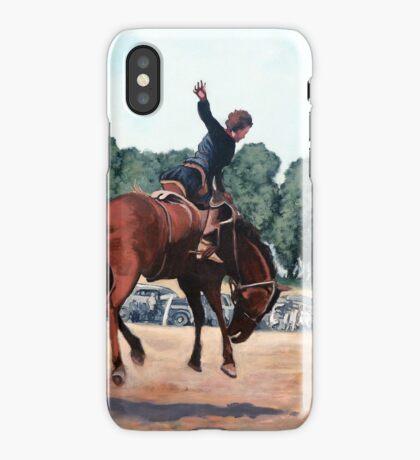 Hang on Hastings iPhone Case