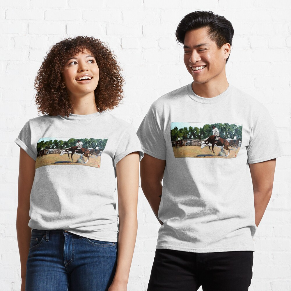 A Whole Lot of Bull Classic T-Shirt