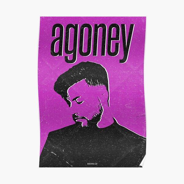 Agoney | Retro Póster