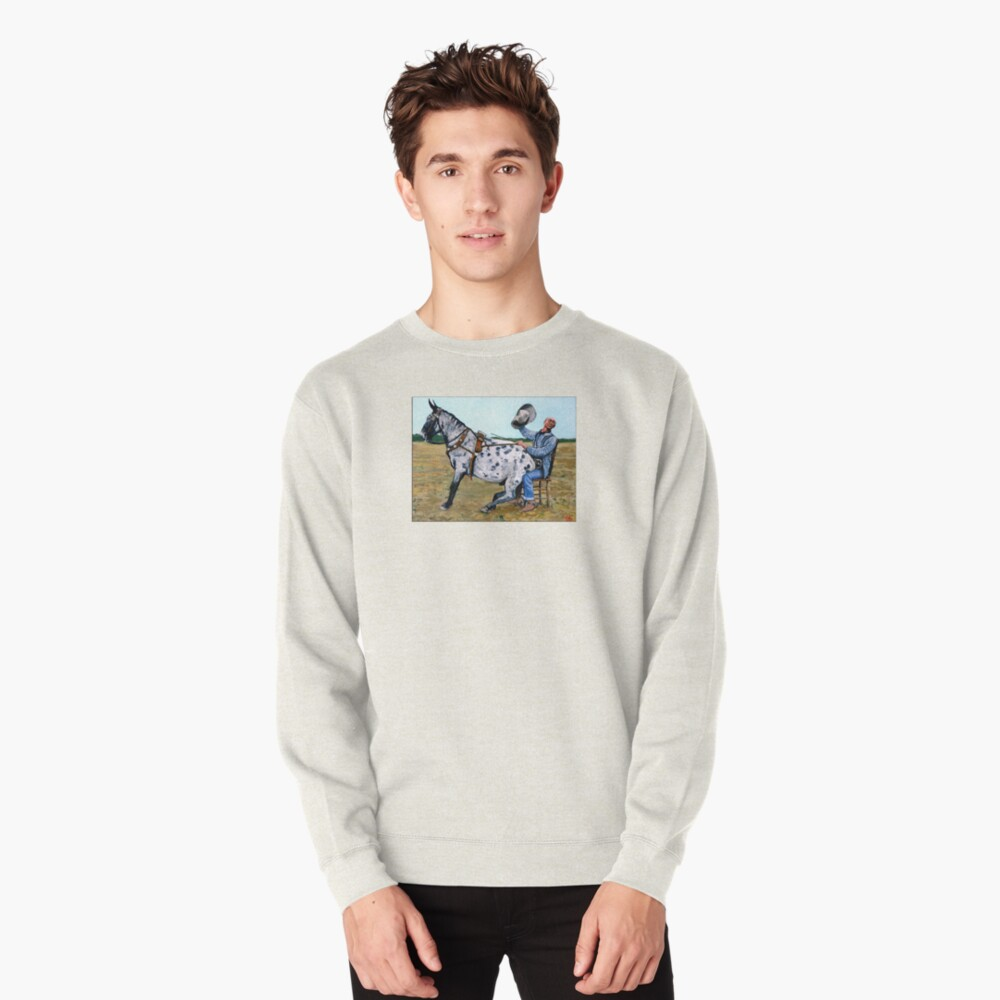 Pinky and Gert Pullover Sweatshirt