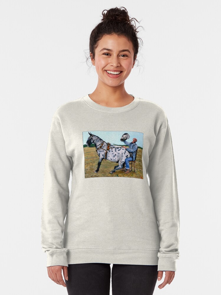 Alternate view of Pinky and Gert Pullover Sweatshirt