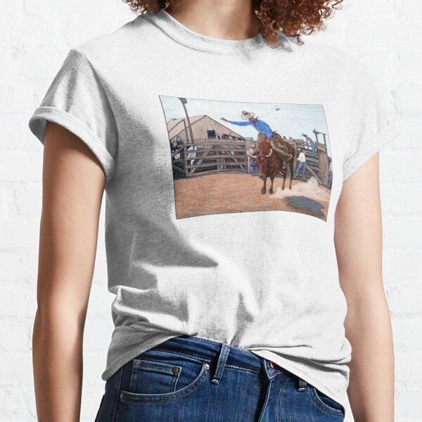 Ride 'em Cowboy Classic T-Shirt