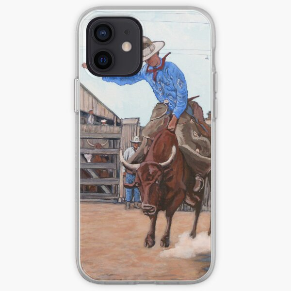 Ride 'em Cowboy iPhone Soft Case