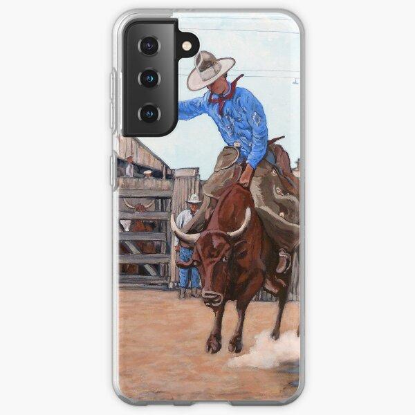 Ride 'em Cowboy Samsung Galaxy Soft Case