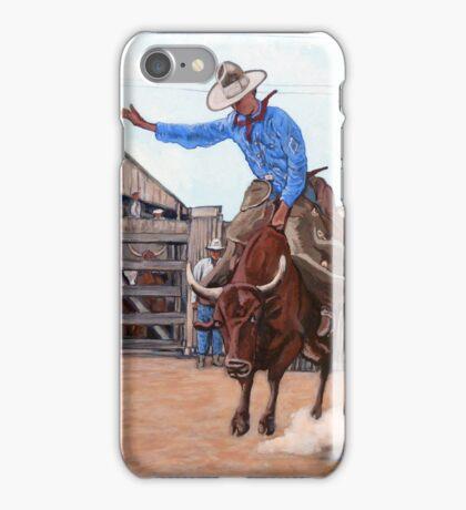 Ride 'em Cowboy iPhone Case/Skin