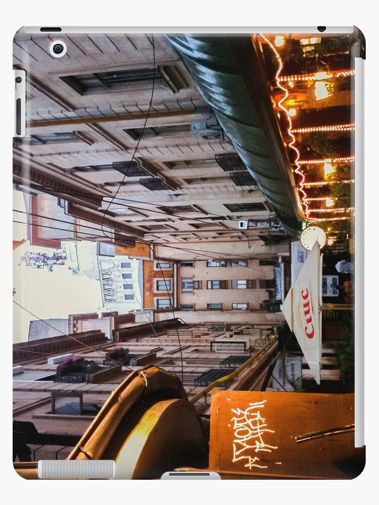 Alley [ iPad / iPod / iPhone Case ] by Mauricio Santana