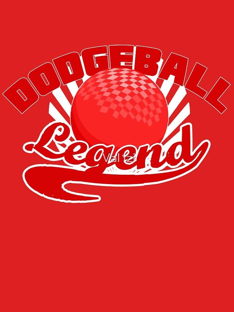 Dodgeball by valizi