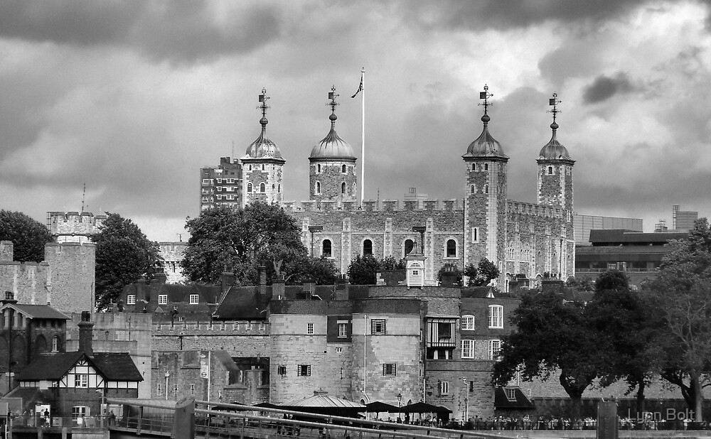 Tower of London by Lynn Bolt