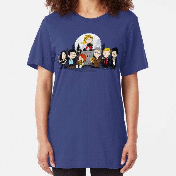 The Peanuts Slayer Slim Fit T-Shirt