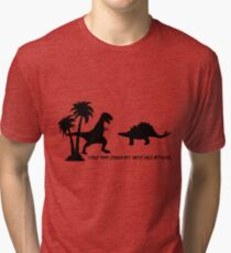 Firefly CURSE YOU 2 Tri-blend T-Shirt