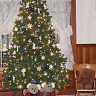 Christmas Tree 2012 by Penny Fawver