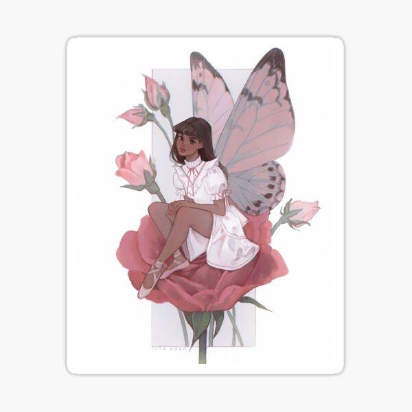 rosa eden Sticker