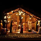 The Holy Nativity by Penny Fawver