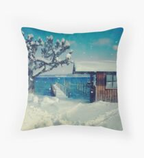 Chiemsee Throw Pillow