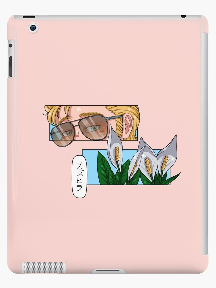 Kazuhira Miller Mgs Ipad Case Skin By Boryokuu Redbubble I will post metal gear related content, but i will post random stuff sometimes, but most of it is. kazuhira miller mgs ipad case skin by boryokuu redbubble
