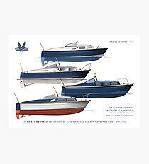 Fairey Huntress 23s Photographic Print