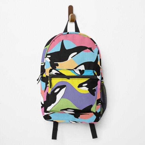 orca killer whale  Backpack