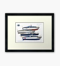 Fairey Huntsman 28s Framed Print
