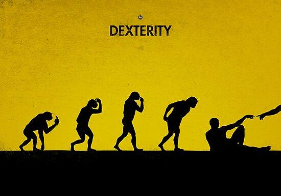 99 Steps of Progress - Dexterity by maentis