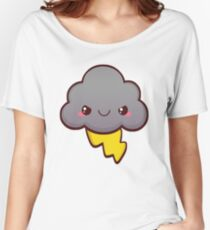 Stormy Cloud Women's Relaxed Fit T-Shirt