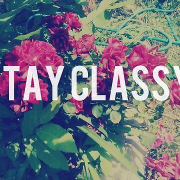 stay classy by G-apparel