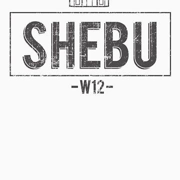 SHEBU Vintage by SHEBUWALKIE