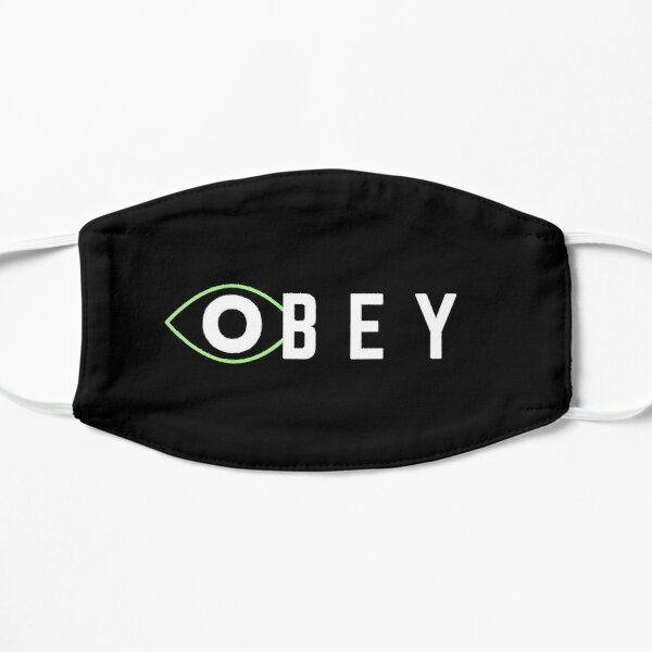 Big Brother 1984 Obey Mask