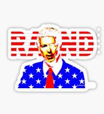 Rand 2016 Sticker