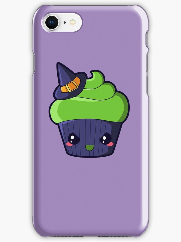 Spooky Cupcake - Wicked Witch by pai-thagoras