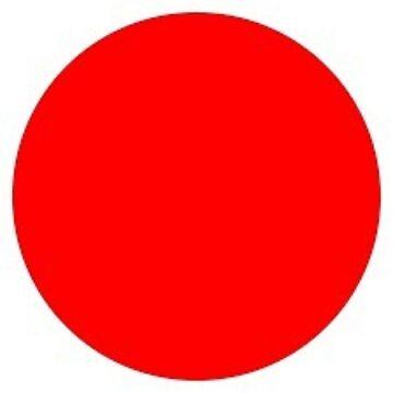 red dot hidden by G-apparel