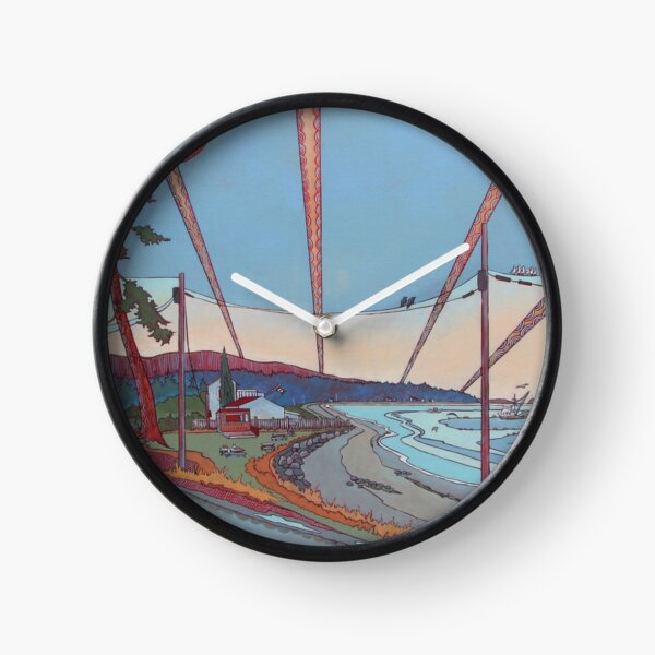 Qualicum Bay Clock