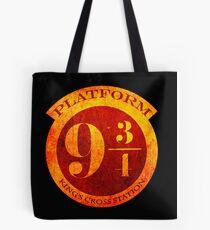 Platform 9 3/4 Tote Bag
