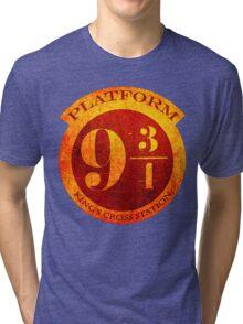Platform 9 3/4 Tri-blend T-Shirt
