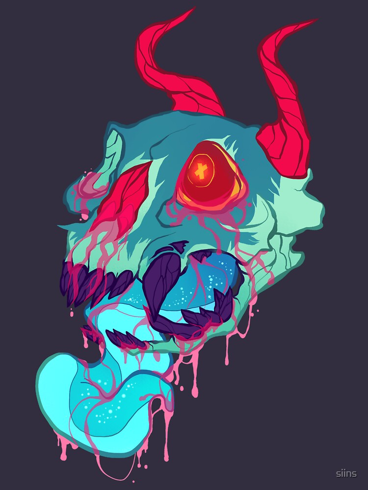 skull by siins