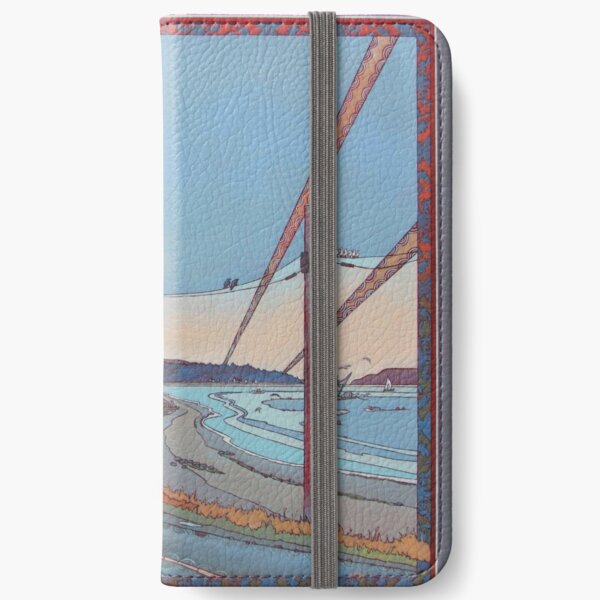 Qualicum Bay iPhone Wallet