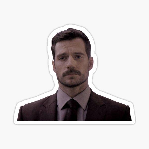 Agent Walker Sticker