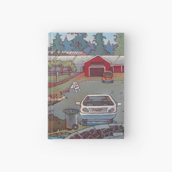 Coombs Apple Pressing event Hardcover Journal