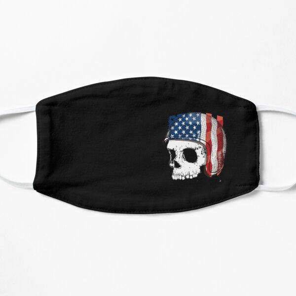Skull America Masque sans plis